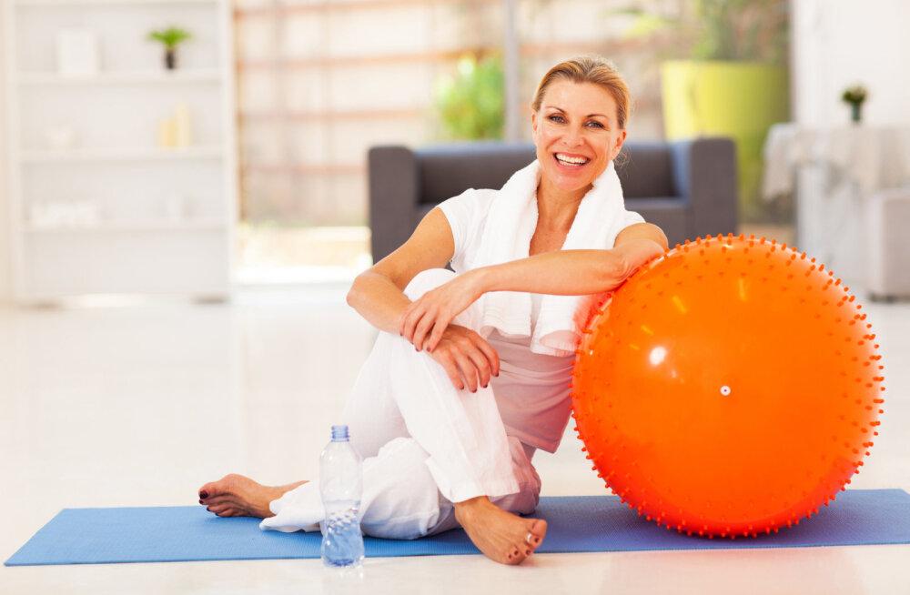 Veri kehas liikuma: lihtsad harjutused, kuidas aktiveerida vereringet ja ennetada haigusi