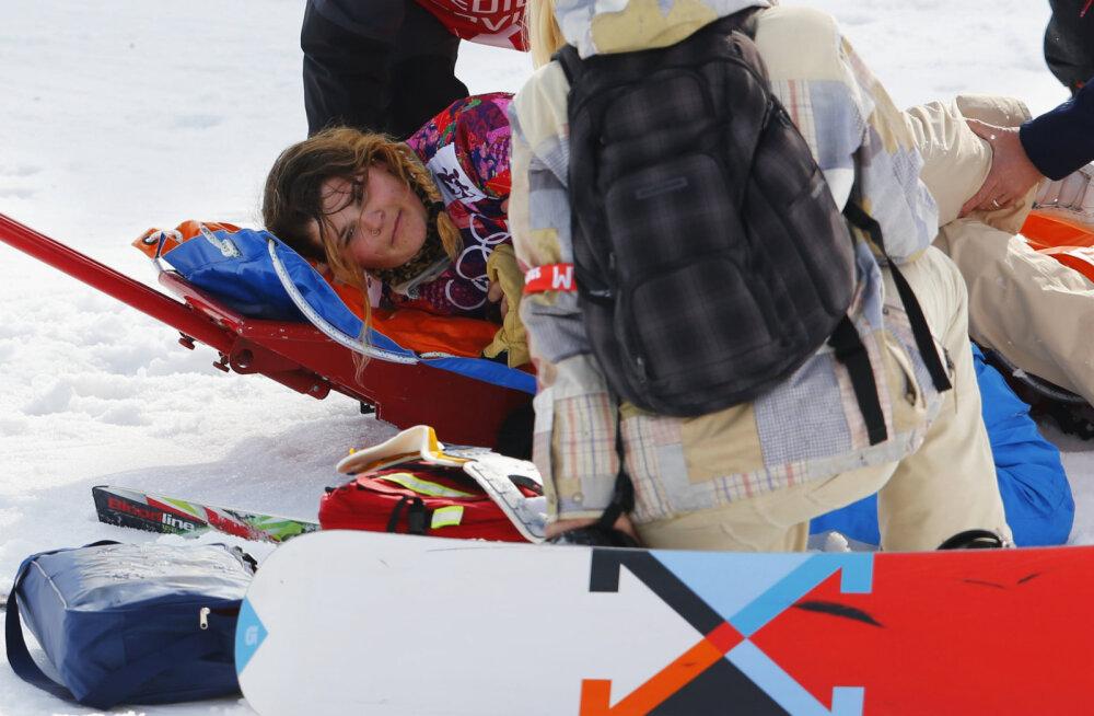 Sotši olümpial selgroo murdnud vigursuusataja kaebas Hispaania arstid kohtusse