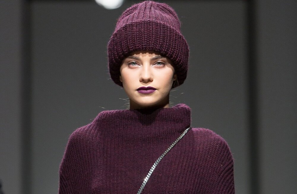 Тренд: свитер на подиумах высокой моды