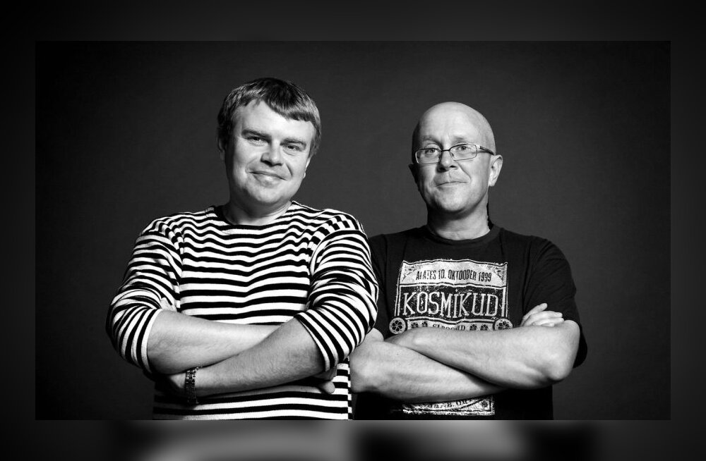 PARIMAD PALAD | Juur ja Kivirähk tögasid Eurovisioni asemel õhtu otsa Igor Mangi: Eesti suurim ahistaja on vene pensionär, kes elab koeraga sotsiaalkorteris