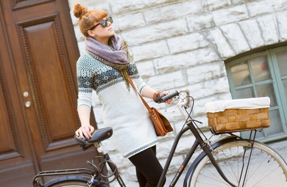 Irene muutumine hipsteriks