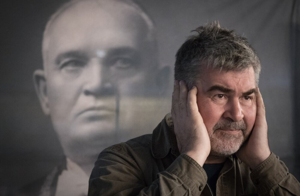 Mart Kivastik peab Pätsi teemat oluliseks, sest mitme põlvkonna jaoks on tegemist ajaloo valge laiguga.