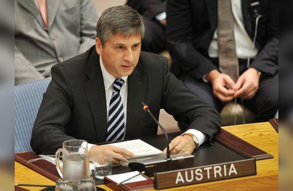 Austria välisminister: Eestis tuleb venelaste õiguste kallal veel tööd teha