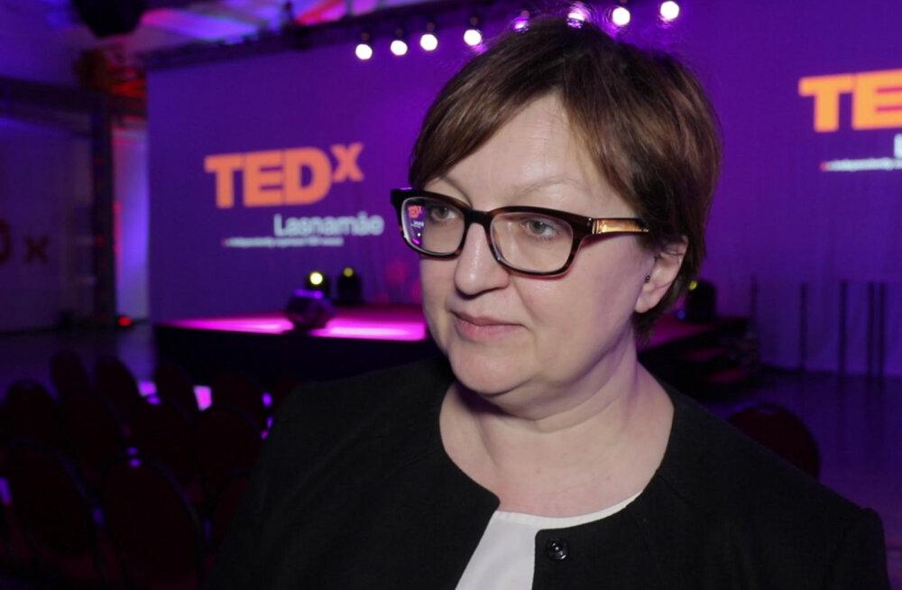 Галина Тимченко — Delfi: читатель должен быть медиаграмотным