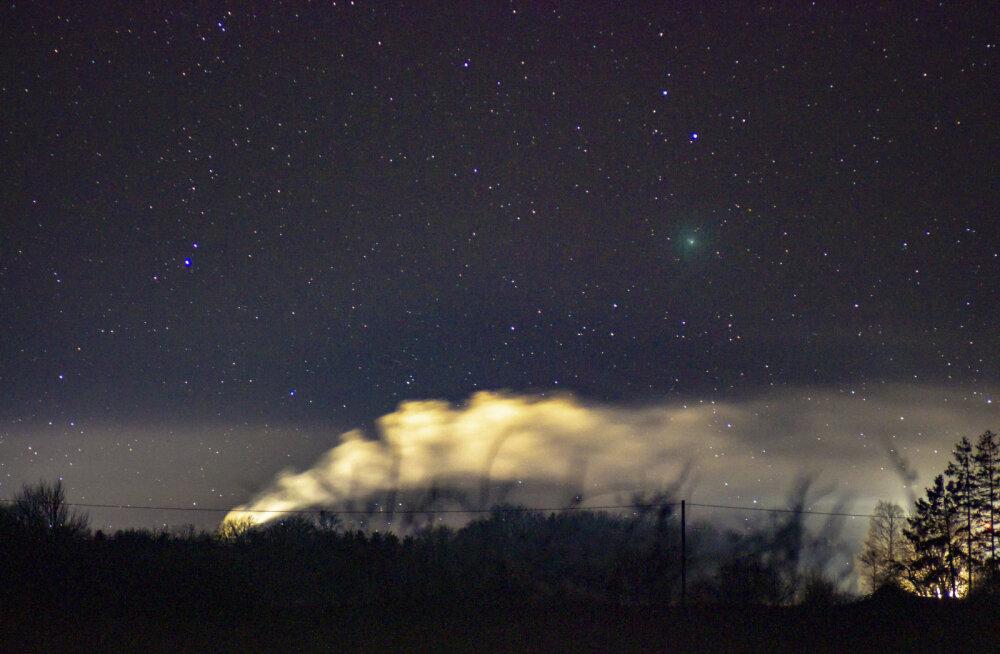 LUGEJA FOTOD | Maast on möödumas komeet 46P/Wirtanen