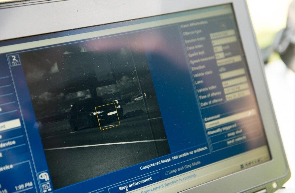 Комиссия по экономике поддерживает применение передвижных камер фиксации скоростного режима