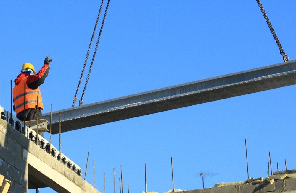 Сегодня — День строителя. Как обстоят дела на эстонском рынке?