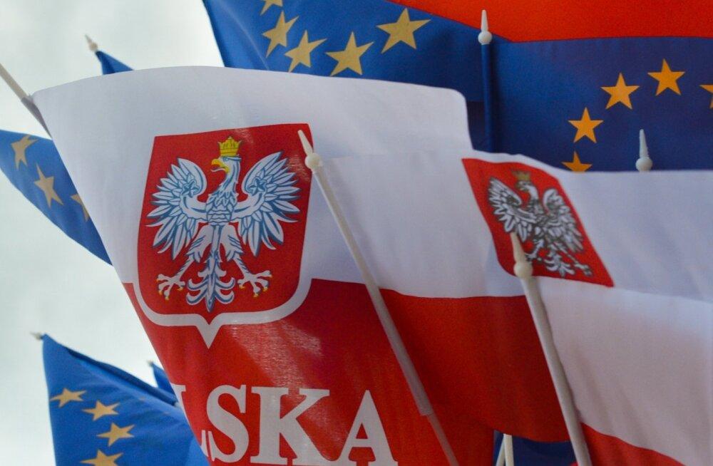 Brüssel alustas Poola vastu ülemkohtu reformi tõttu uut menetlust