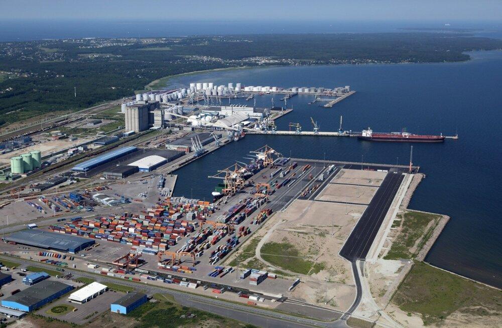 Eesti eksport aitas Transiidikeskusel Venemaa-muredest üle saada