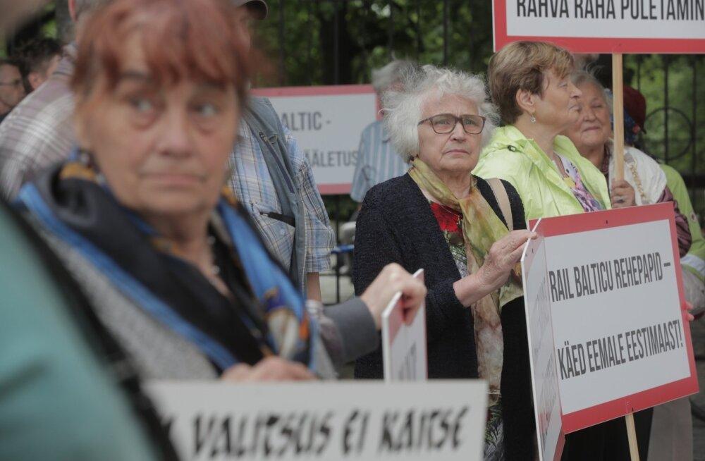 Rail Balticu meeleavaldus