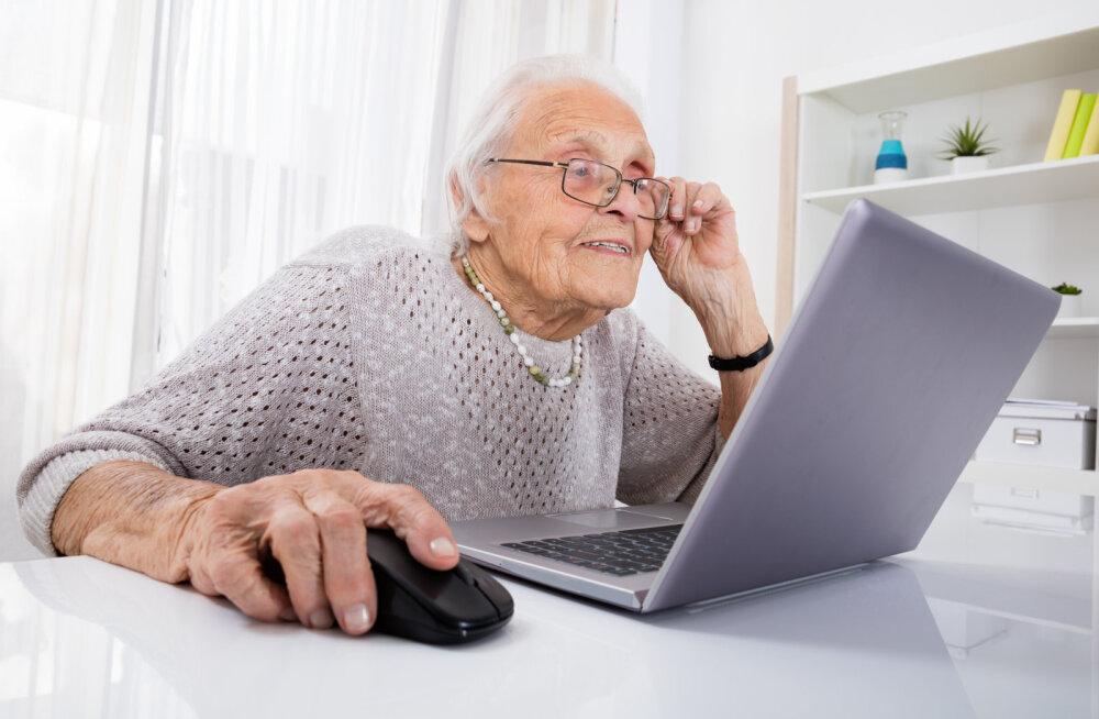 Где найти общение пожилому человеку, если нет возможности выбраться из дома