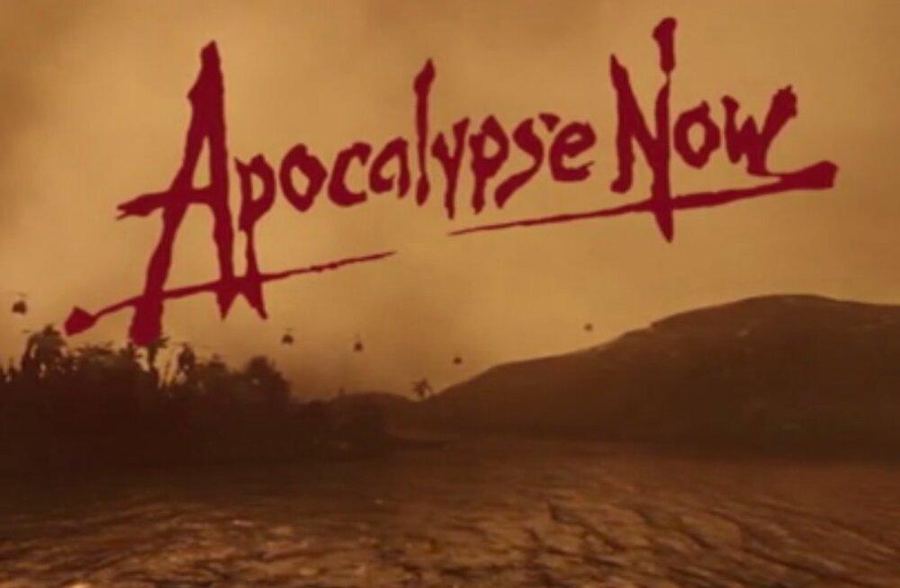 """Maailmakuulsast sõjafilmist """"Apocalypse Now"""" tehakse videomäng"""