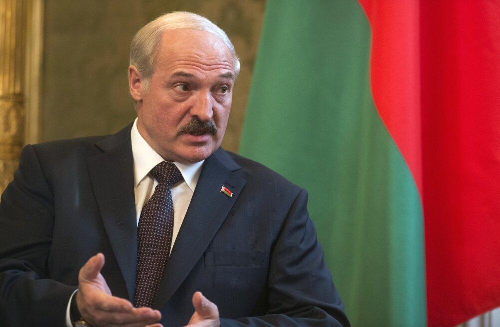 Alaksandr Lukašenko