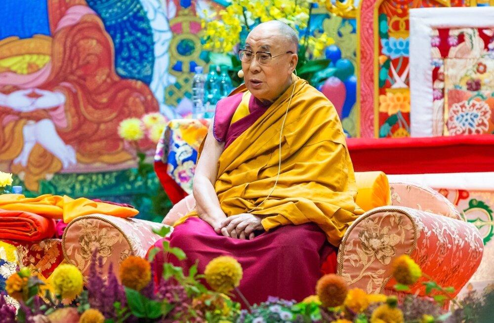 Dalai Lama Riias 2017