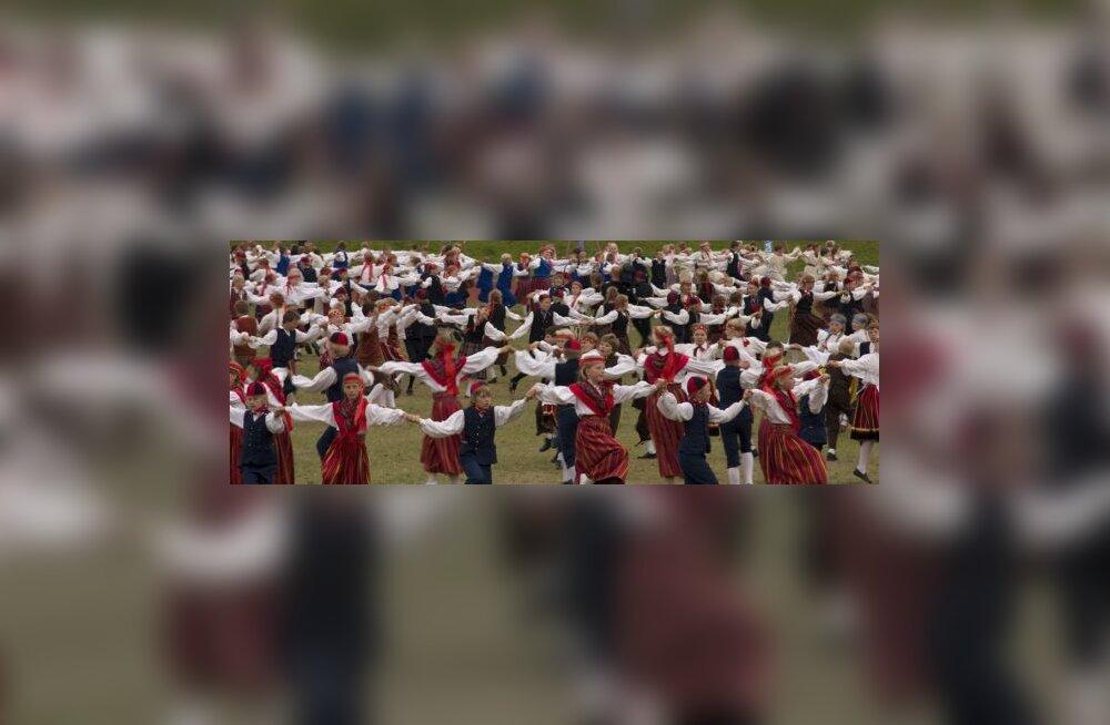Laulupidu toob Eestisse Euroopa vabatahtlikud