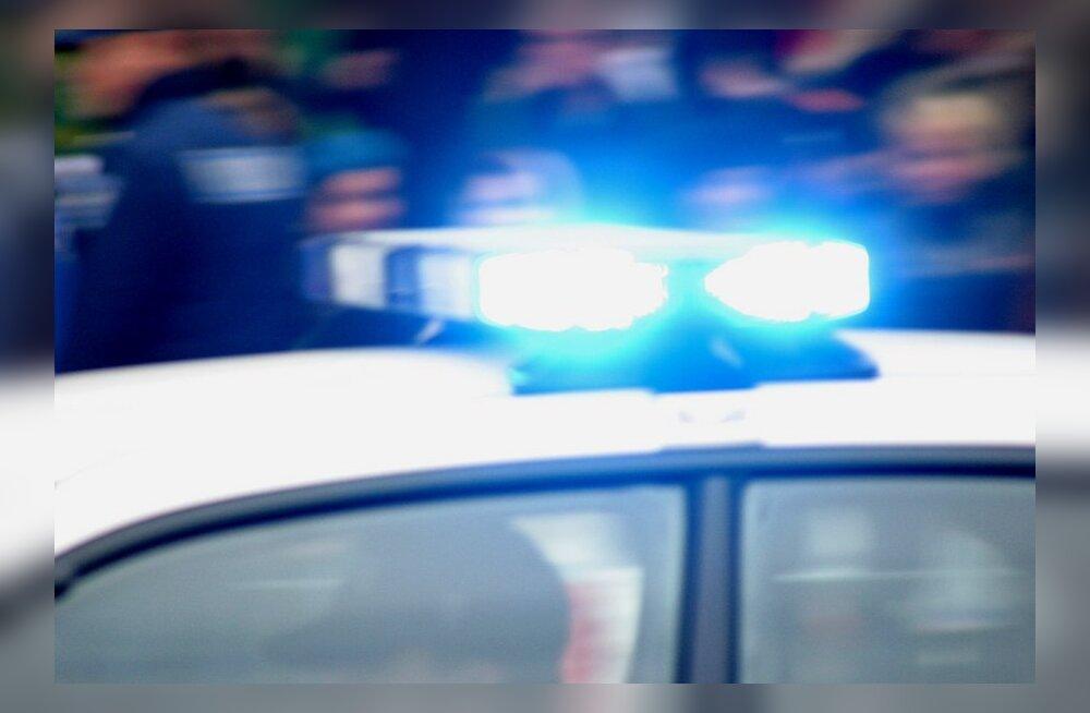 Liiklusõnnetuses sai vigastada neli inimest