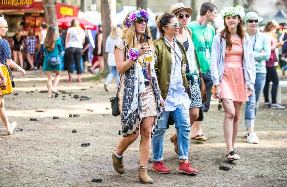 Muusikafestivaliks valmistudes: mida kaasa võtta?