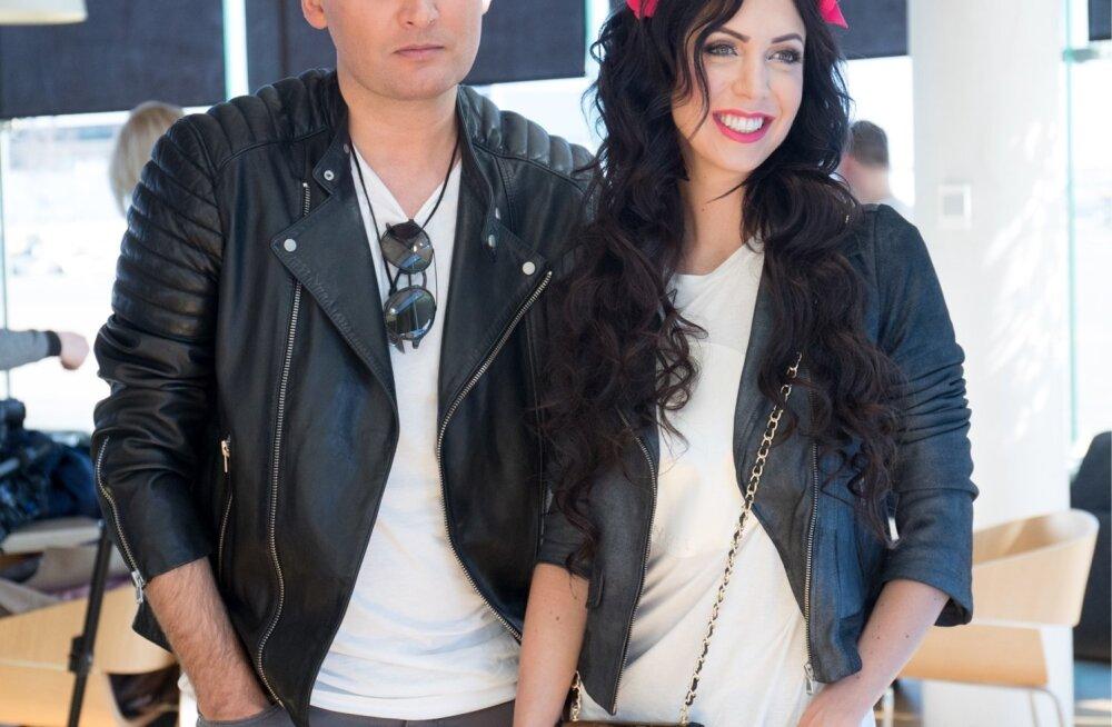 Eesti delegatsioon lendas Kiievisse Eurovisionile.