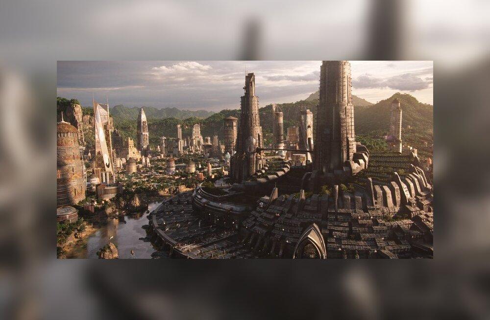 """Где находится Ваканда? Туристы массово ищут отели в выдуманной стране из """"Черной пантеры"""""""