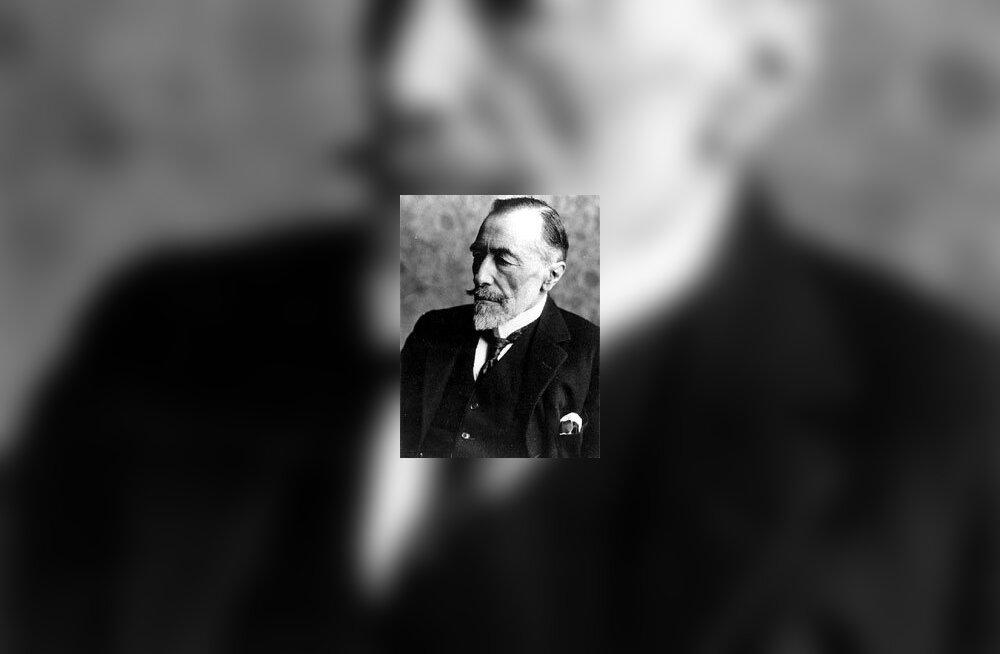 ALEKS LANGE: Aristokraat, seikleja ja kirjanik