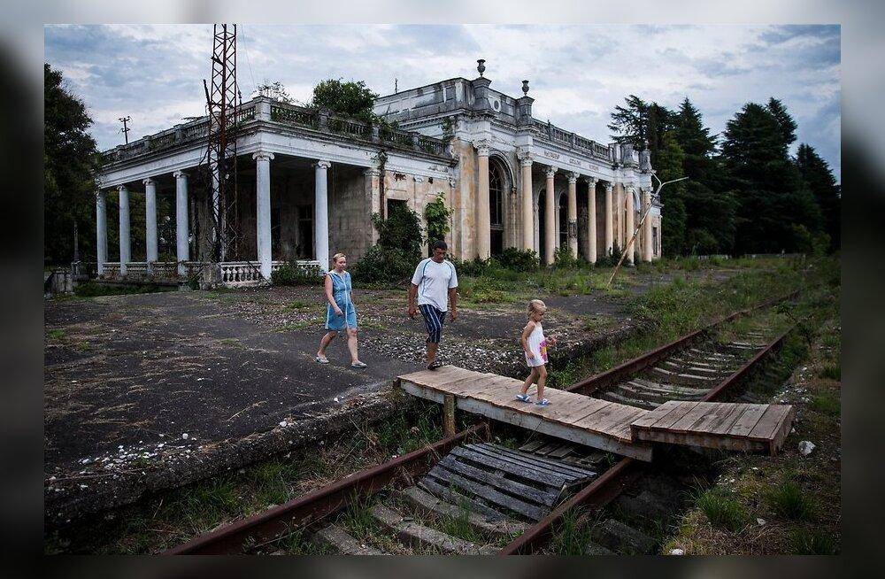 Impeeriumi killud. Kuidas elatakse 24 aastat tunnustamata Abhaasias
