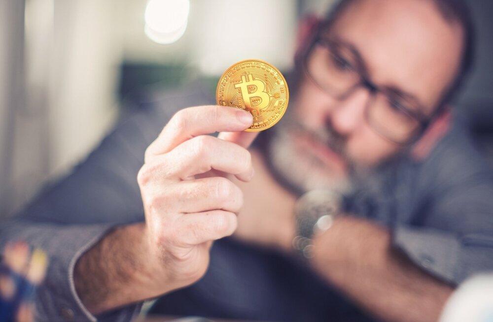 Tegelikkuses sellist kuldset münti olemas ei ole ja reaalselt seda näpu vahele võtta ei saa. Küll aga tuleb maksuametis deklareerida ka krüptorahalt saadud tulu, nii et olemas see ikkagi on.