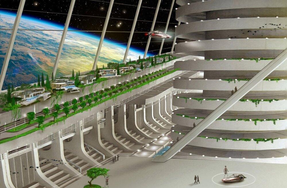 Esimese kosmoseriigi Asgardia rajajad plaanivad tänavu oma esimese satelliidi orbiidile toimetada