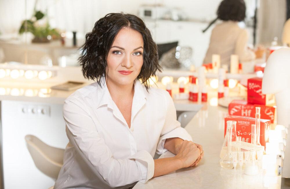 Тийна Орасмяэ-Медер: уход за кожей зрелой женщины — это очищение, антиоксидантная подпитка и защита