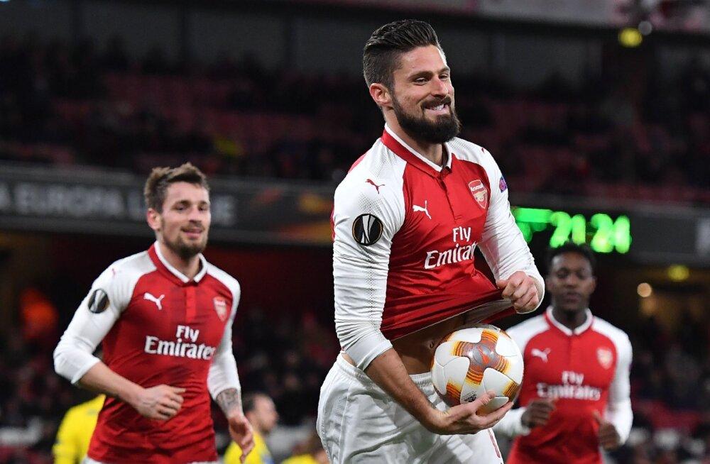 Arsenal loovutab järjekordse tippmängija konkurendile?
