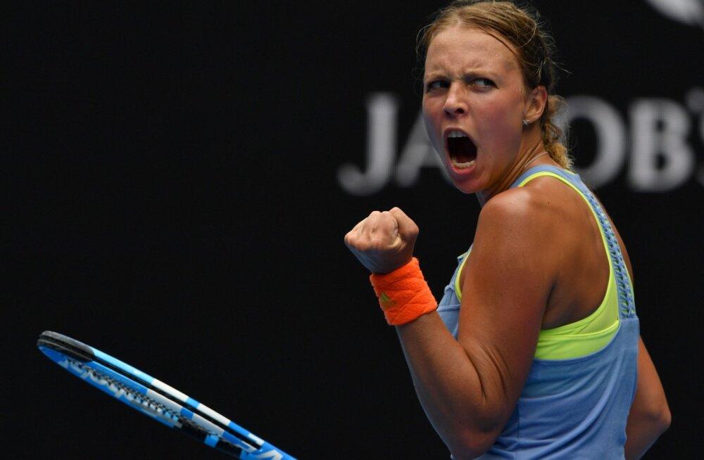 Värske WTA edetabel: Kontaveit kordas karjääri tippmarki, Kanepi tõusis 13 kohta
