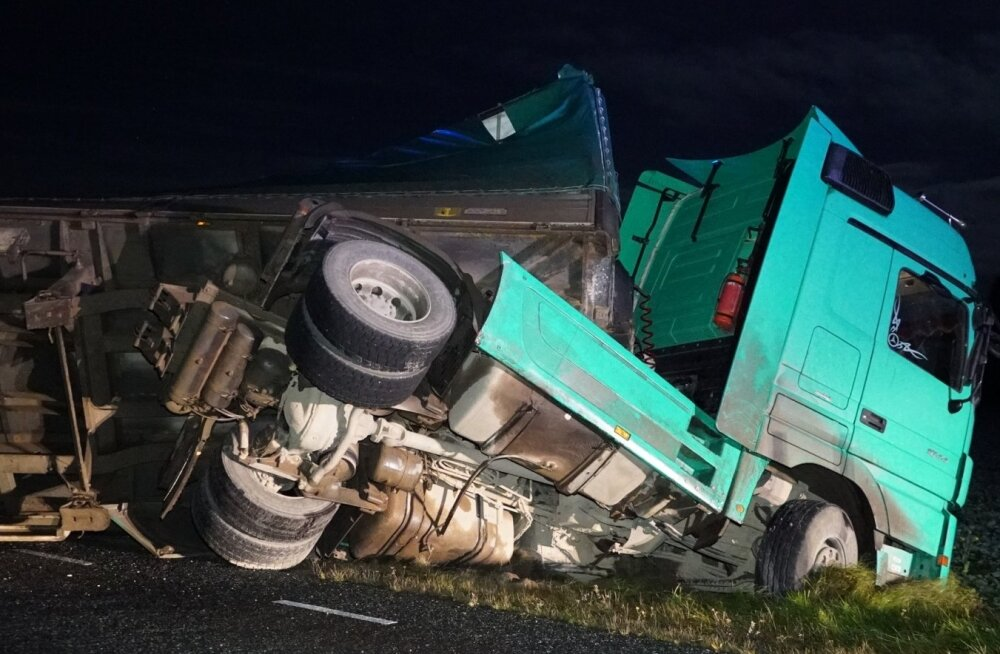 Liiklusõnnetus Jõgevamaal