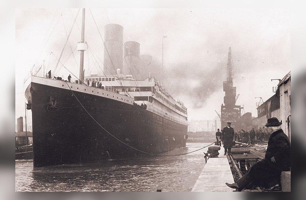 Täna algab Titanicu mälestusreis