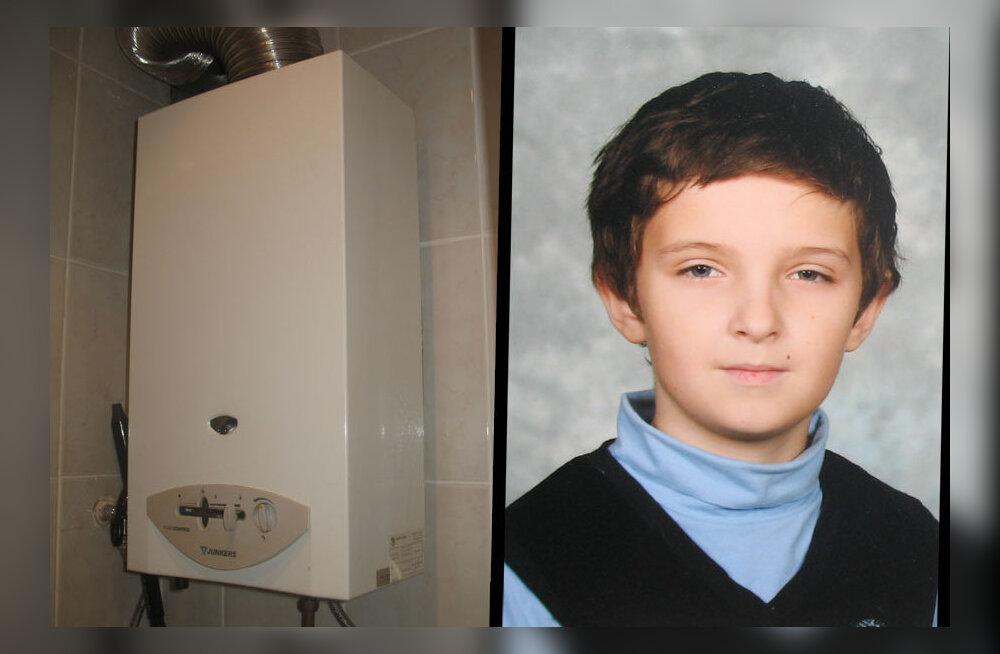 Сын зашел в ванную а там мылась мама
