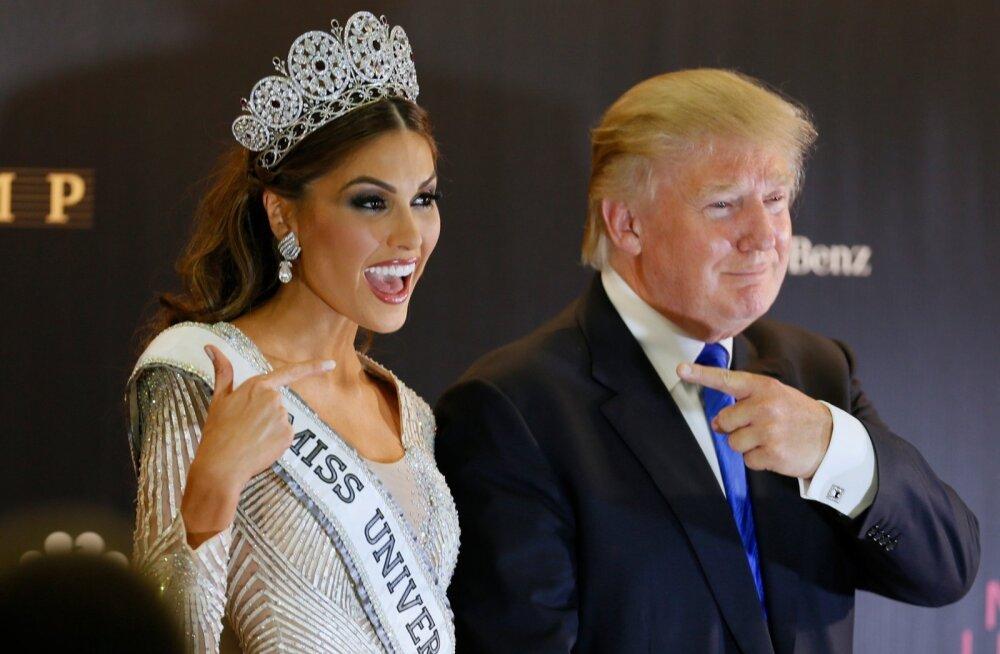 Kes on kauneim kogu maal? 2013. aastal korraldas tollane Miss Universumi võistluse omanik Donald Trump ürituse Moskvas, muud äri pole ta aga Venemaal ajanud. Võitjamissiks sai Venezuela neiu.