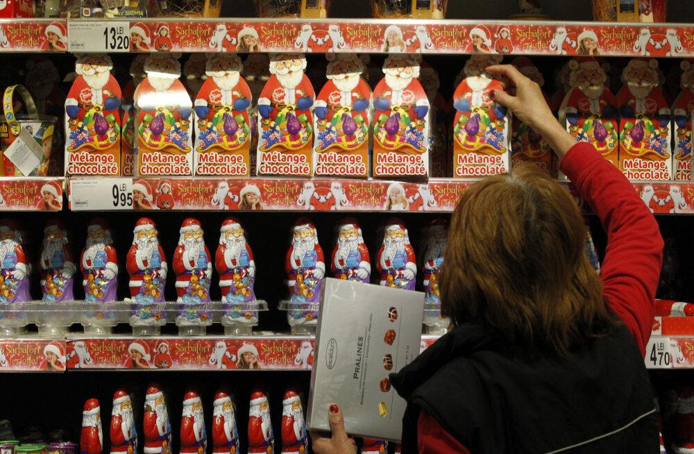 Рождество в сентябре, или Почему в немецких супермаркетах в сентябре торгуют зимним шоколадом?