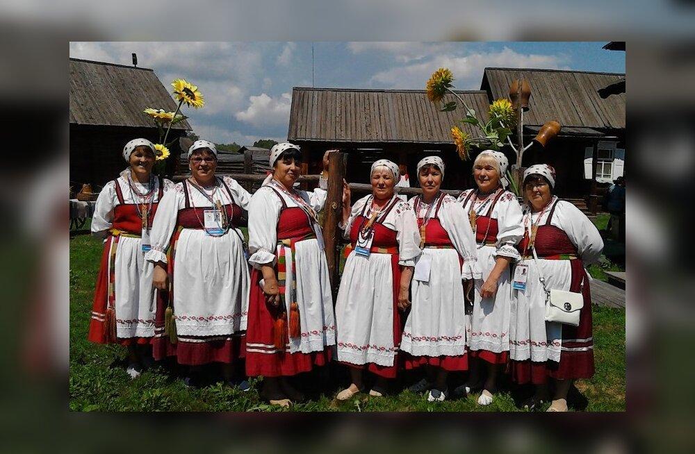 Дни родственных народов в Эстонии охватят все сферы культурной жизни