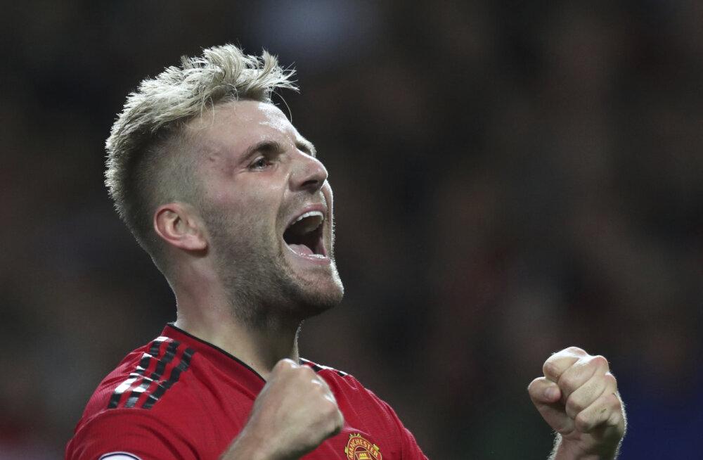 Uus Premier League'i hooaeg algas Manchester Unitedi võiduga