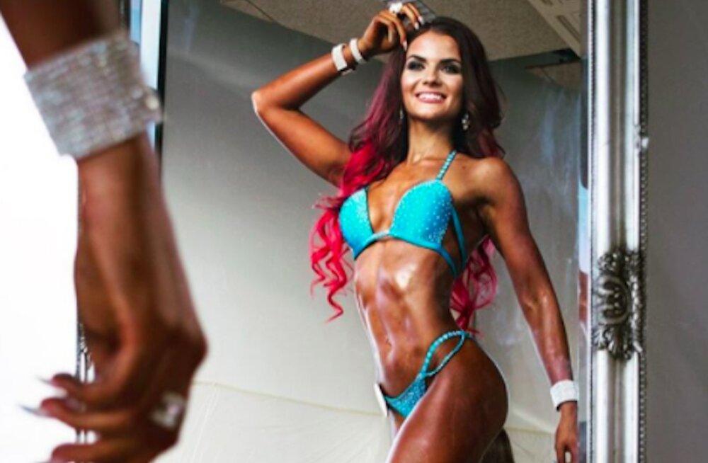 Fitness-blogija Paljas Porgand astus noa alla: armastasin väikest rinda, aga veel enam suurt