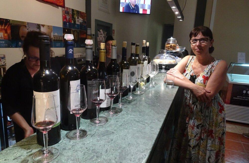 Riigikogu liige hakkab Portugali veinidega Eestis äri tegema