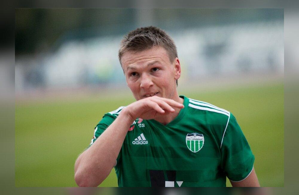 FC Levadia vs Nõmme Kalju