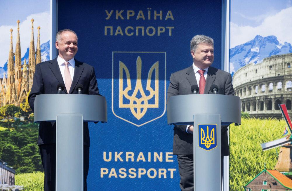 Год безвизовому режиму ЕС-Украина: изменения на бумаге и в сознании