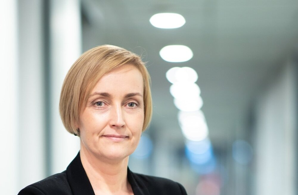 Kristina Kallase intervjuu Krister Parisega