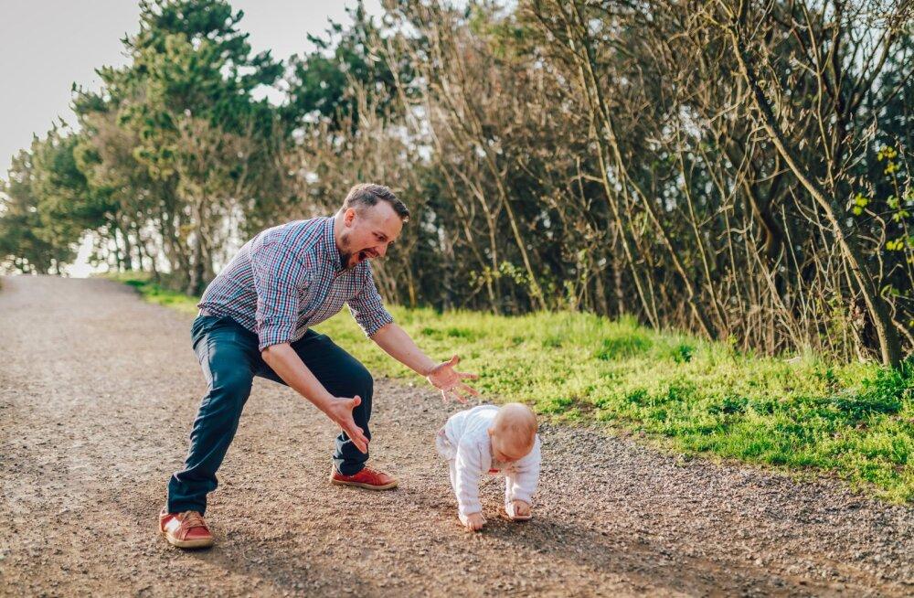 Eesti mehed saavad järjest nooremalt isaks