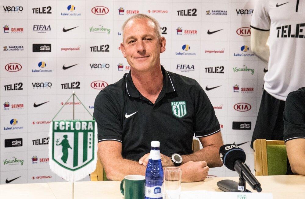 FC Flora pressikonverents