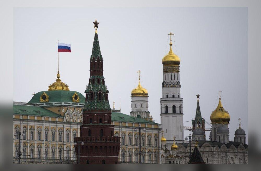 Venemaa statistikaameti andmetes selgus viide riigi majanduskasvu numbrile