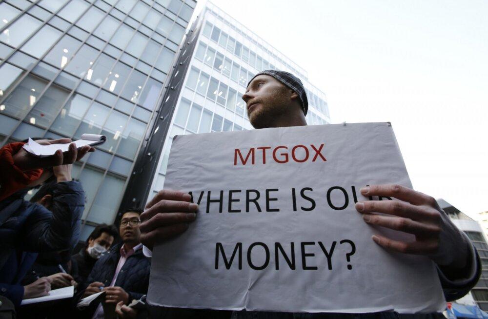 Uuring: üks või kaks bitcoini kauplejat manipuleerisid teeseldud tehingutega krüptoraha hinda enam kui 700%