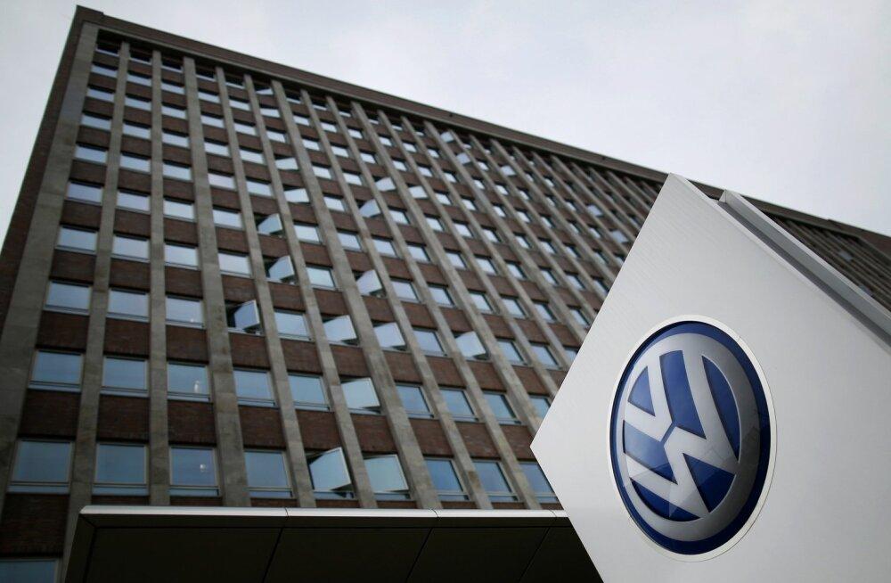 Skandaal Saksamaal: Alam-Saksi liidumaa valitsusprogrammis tegi parandusi Volkswageni kontsern