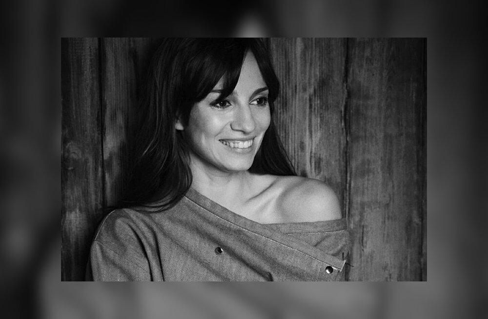 Светлана Светикова станет мамой во второй раз
