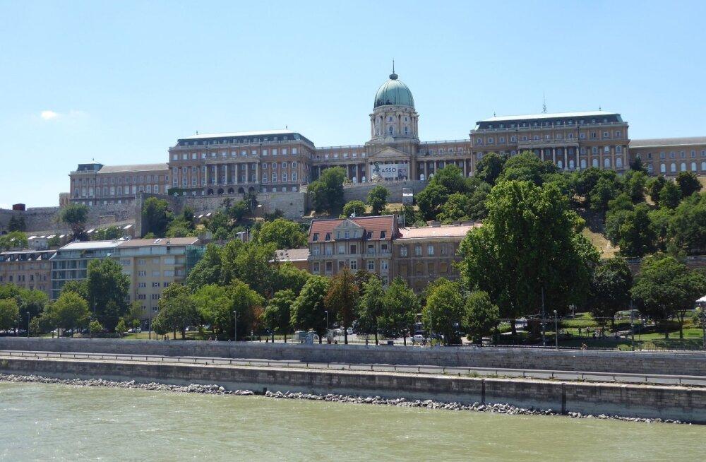 ФОТО читателя Delfi: Замок на Будайском холме