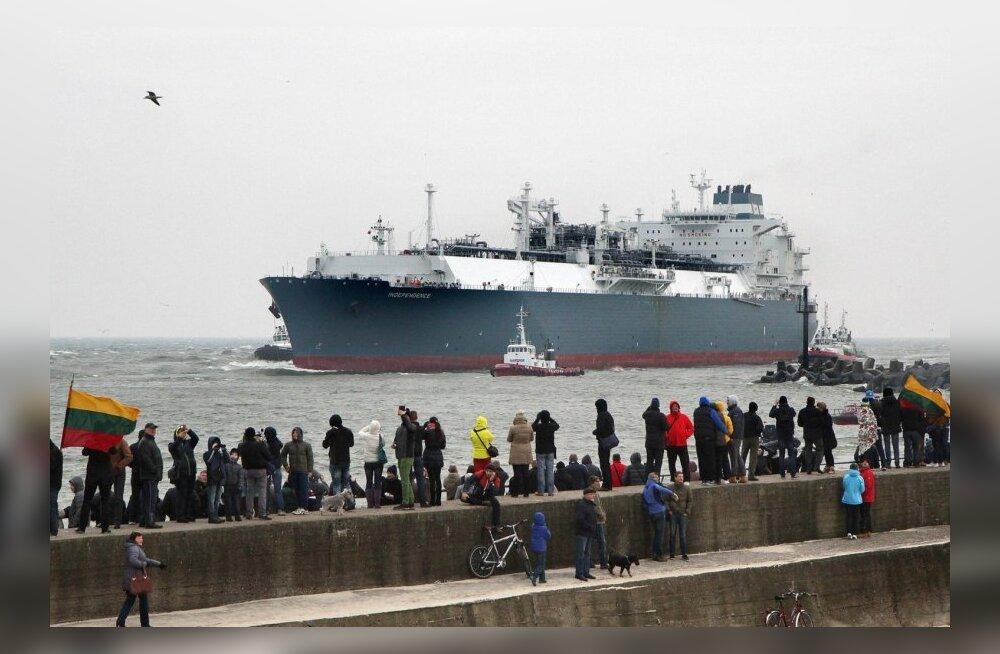 Leedu LNG annab Eestile kindluse, aga Gazpromi gaasist kõrgema hinnaga
